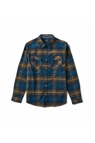 ROARK Alpinist Long Sleeve Flannel