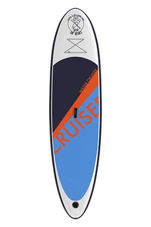 Water Cruiser - Allround SUP Board inkl. Boardrucksack