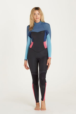 Billabong 3-2 Synergy Chest Zip Gbs Wetsuits