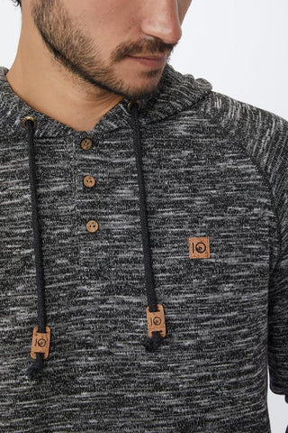 Tentree Irvin Hooded Henley