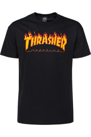Thrasher T-Shirt Flame