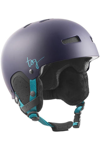 TSG Lotus Solid Color Snowboardhelm