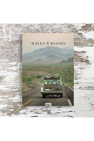 WAVES & WOODS Issue XIV