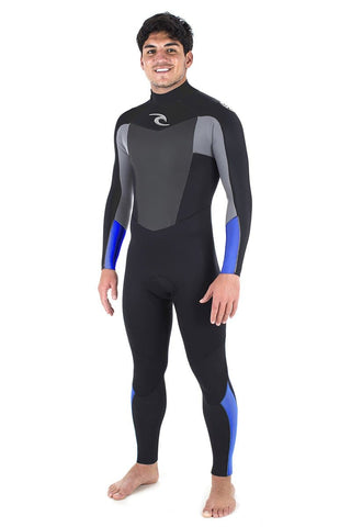 Rip Curl Omega 3-2 Back Zip Wetsuit Steamer