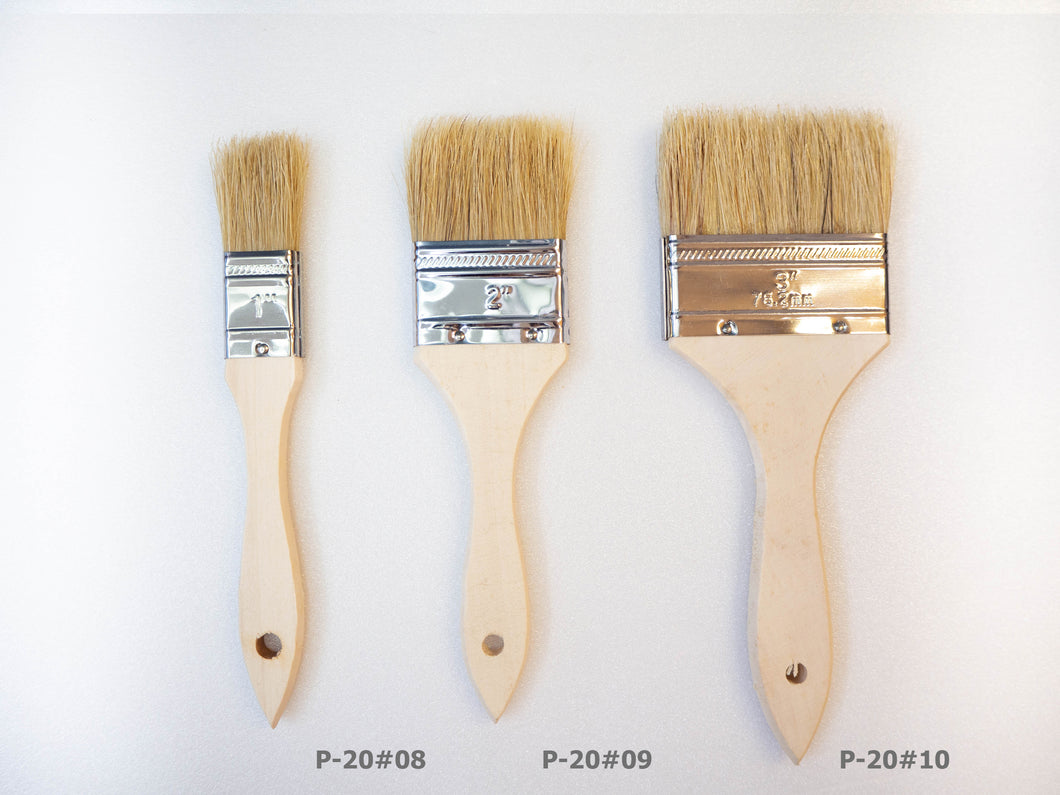 Pig Hair Brushes
