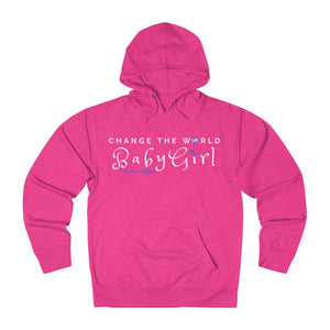 Change the World BabyGirl Terry Hoodie