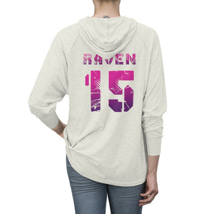 Raven Strong Unisex Tri-Blend Hoodie