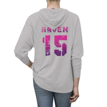 Load image into Gallery viewer, Raven Strong Unisex Tri-Blend Hoodie