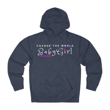 Load image into Gallery viewer, Change the World BabyGirl Terry Hoodie