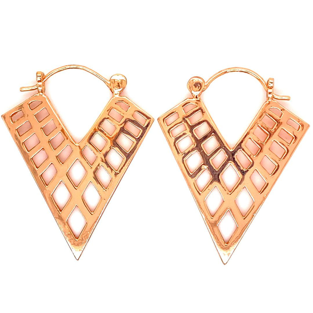 Tawapa Mini Lightspeed Earrings