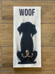 Woof Dog Hook Board