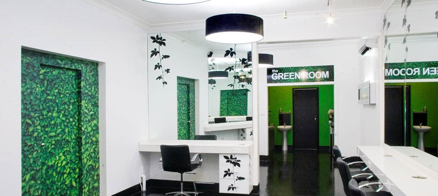 Organic hairdressers Newcastle
