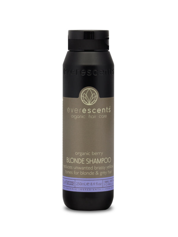 Everescents Organic Berry Blonde Shampoo
