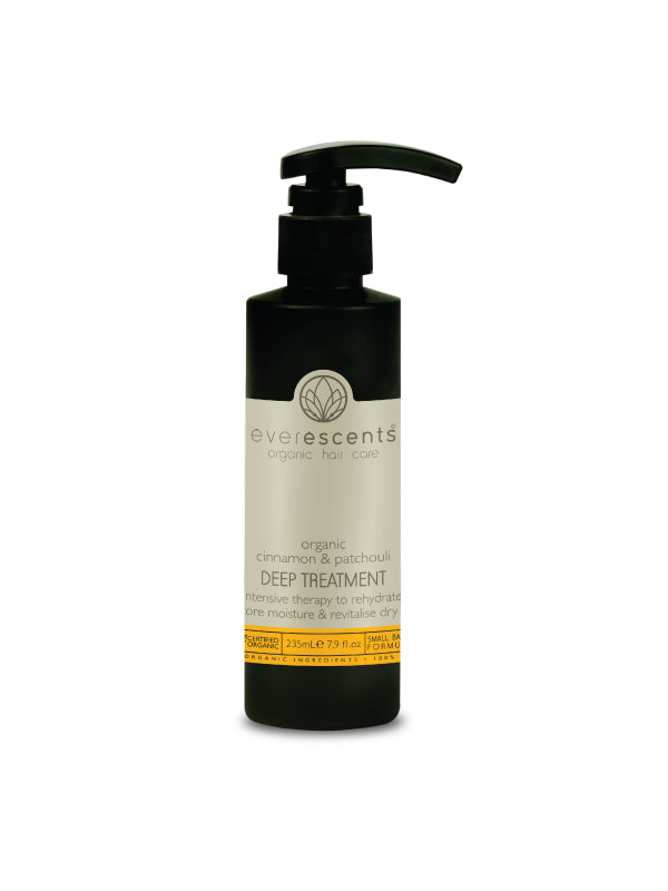 Everescents Organic Cinnamon & Patchouli Deep Treatment