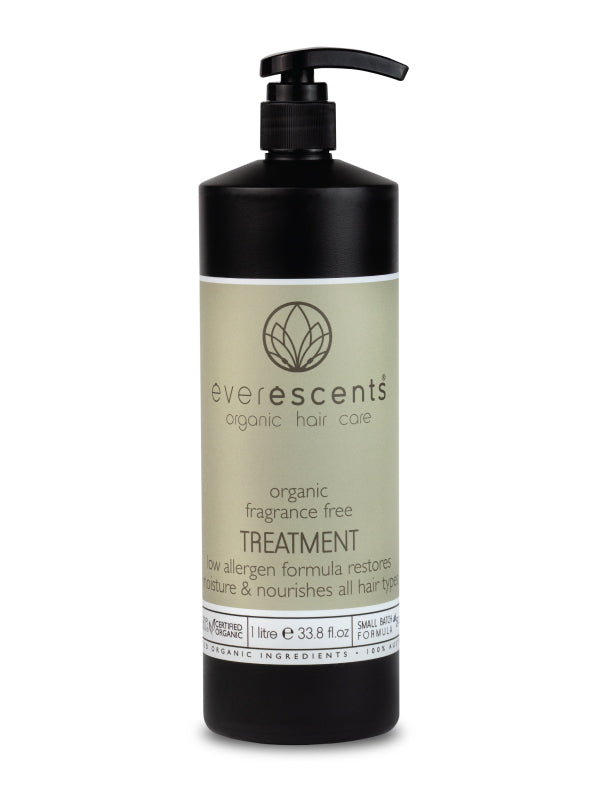 Everescents Organic Fragrance Free Treatment