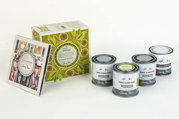 Annie Sloan with Charleston: Decorative Paint Set in Firle - One Amazing Find: Creative Home Market