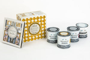 Annie Sloan with Charleston: Decorative Paint Set in Tilton - One Amazing Find: Creative Home Market