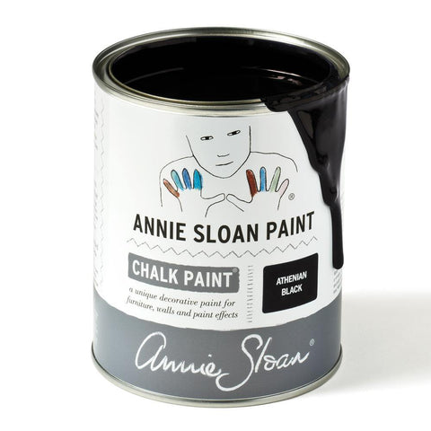 Athenian Black Chalk Paint® - One Amazing Find: Creative Home Market