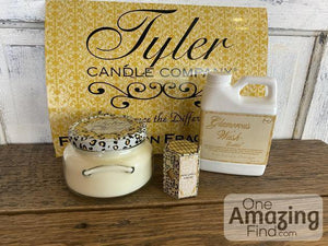 Tyler Candle: 22oz Prestige Collection