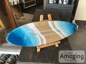 LargeBamboo Surf Board