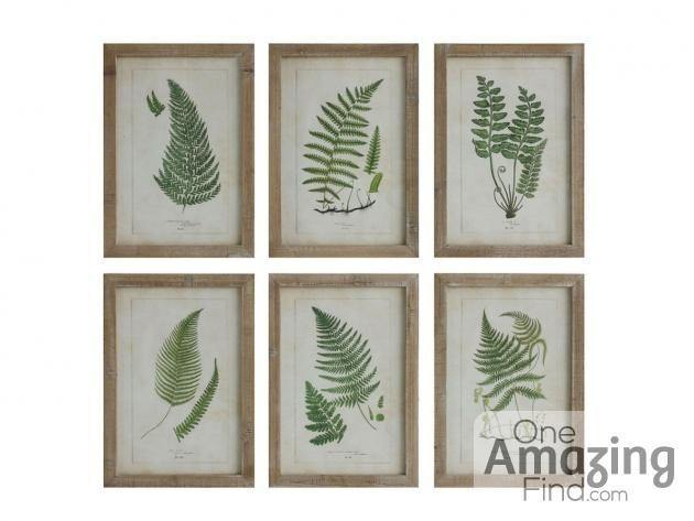 Fern Wall Decor