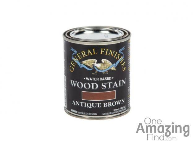 Water Stain - Antique Brown - Pint