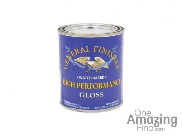 High Performance Topcoat Gloss - Pint