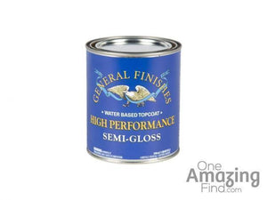 High Performance Topcoat Semi-Gloss - Quart