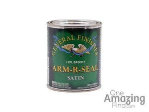 Arm-R-Seal Oil Based Topcoat Satin - Pint