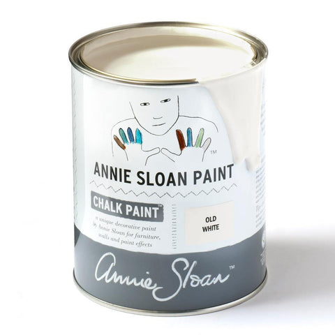 Old White Chalk Paint® - One Amazing Find: Creative Home Market