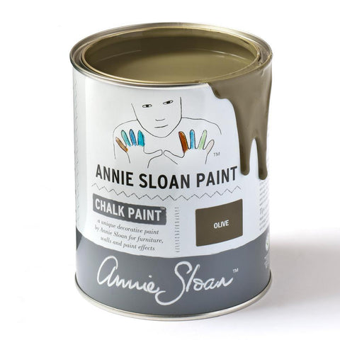 Olive Chalk Paint® - One Amazing Find: Creative Home Market