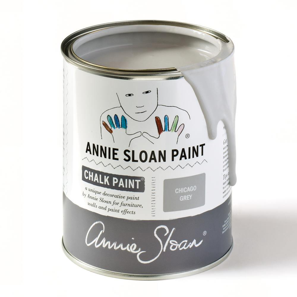 Chicago Grey Chalk Paint® - One Amazing Find: Creative Home Market