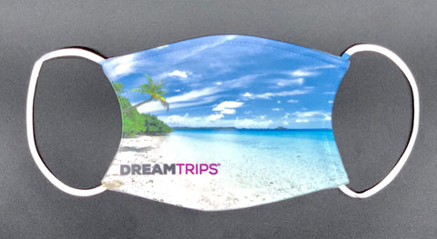 DreamTrips Beach Cloth Mask