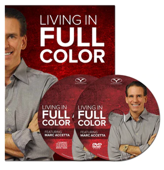 Living In Full Color - CD, DVD & Workbook Set