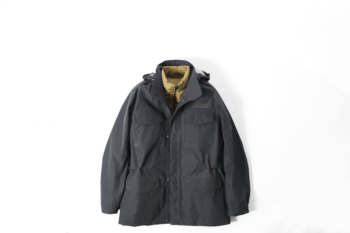 Peaceful Hooligan Modular Outerwear
