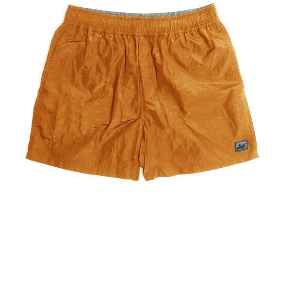 Technical Swim Shorts Orange - Peaceful Hooligan