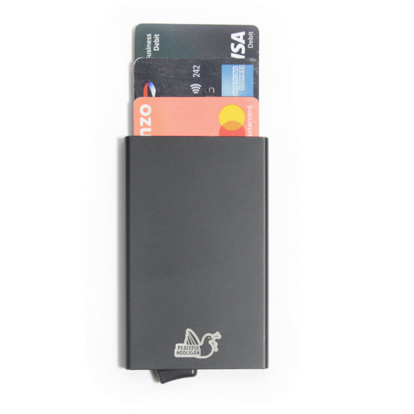 Alfie Wallet Black