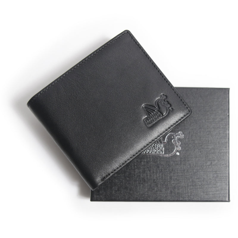 Bill Wallet Black - Peaceful Hooligan