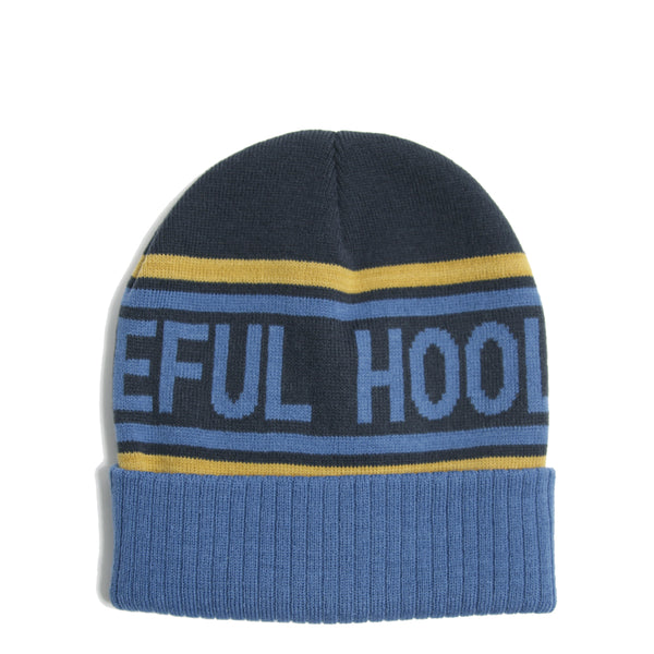 Sign Beanie NP Navy - Peaceful Hooligan