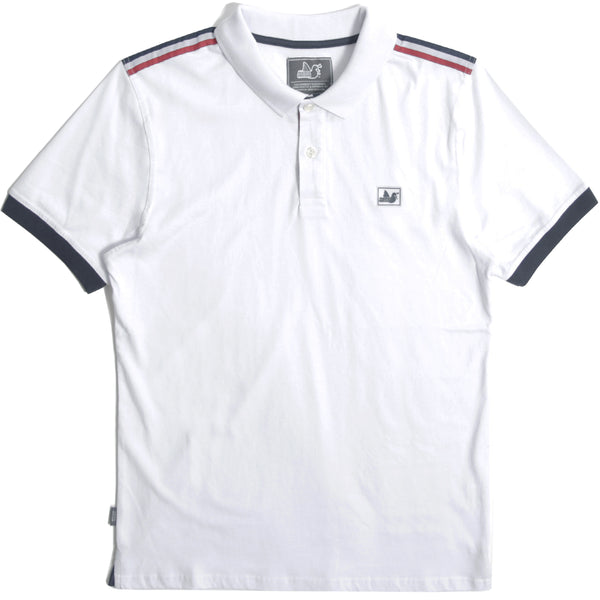 Worthington Polo White
