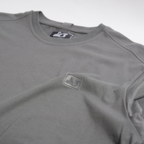 Council LS T-Shirt Steel Grey - Peaceful Hooligan