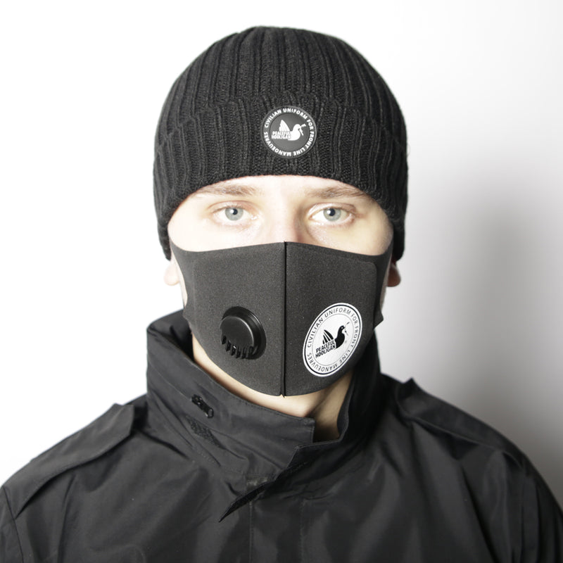 Technical Mask Black