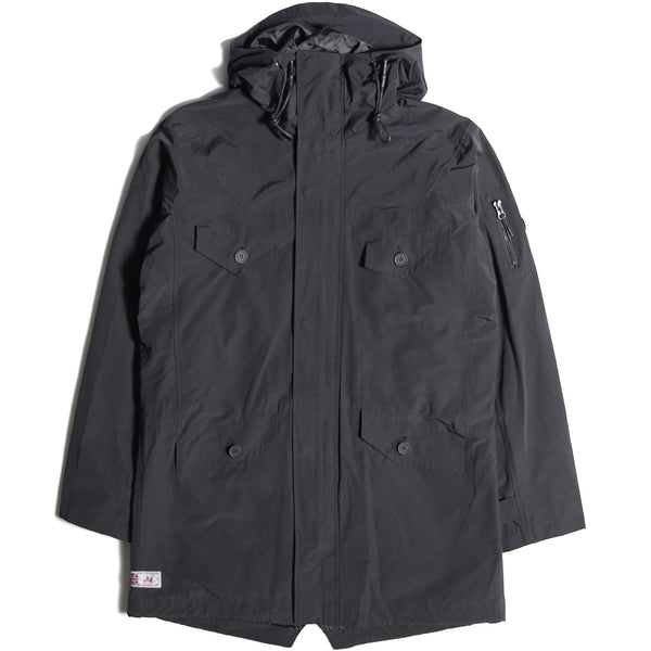 Longsight Jacket Black