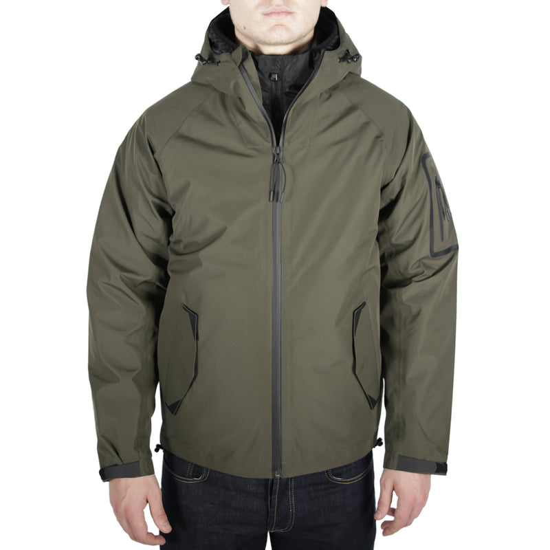 Maxon Jacket Black