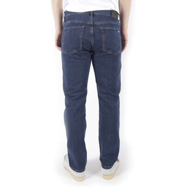 Loose Fit Jeans Mid Wash