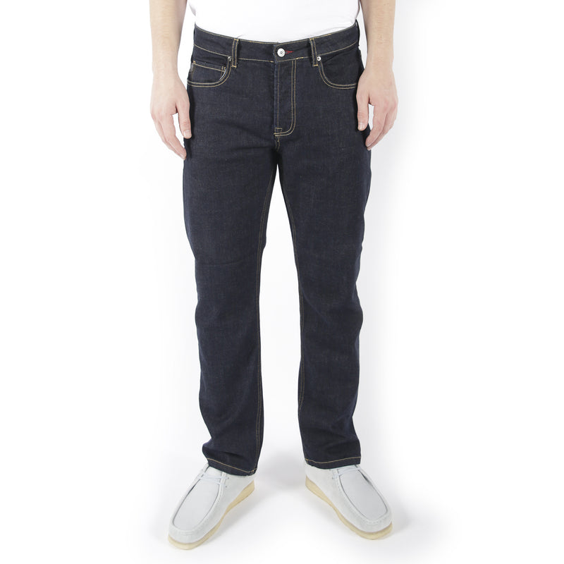 Loose Fit Jeans Rinse Wash