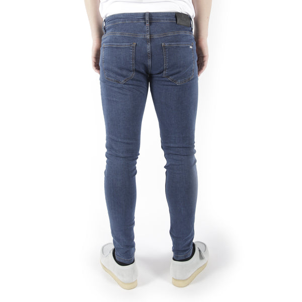 Skinny Jeans Mid Wash - Peaceful Hooligan