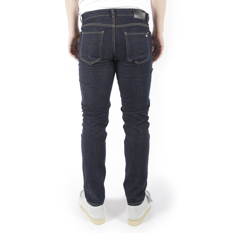 Slim Fit Jeans Rinse Wash