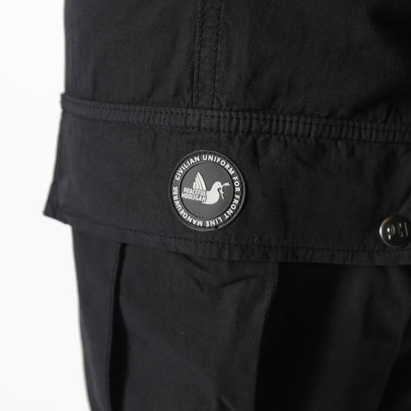Brewer Trousers Black