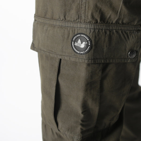 Brewer Trousers Dark Olive